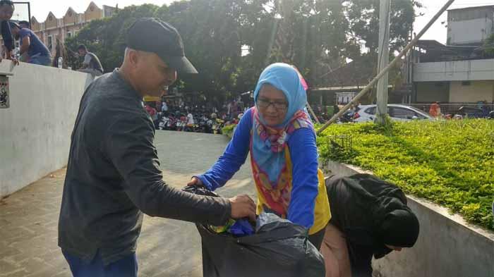 Sambut Bulan Suci Ramadan, Getar Lampung Lakukan Aksi Bersih
