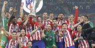 Menang Telak, Atletico Madrid Juara Liga Europa