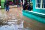 Hujan Seharian, Puluhan Rumah di Bandar Lampung Terendam Banjir