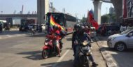 May Day 2018: Buruh Aksi Bawa Bendera LGBT