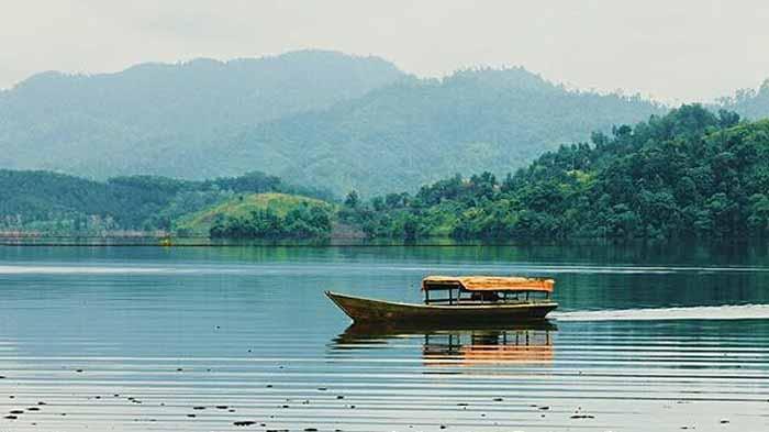 Bendungan Di Lampung