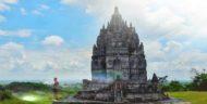 Cakat Raya Menggala, Wisata Fotogenik Simbol Keberagaman di Lampung