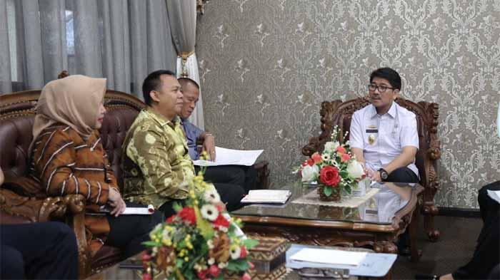 DPRD Tapin di Lampung