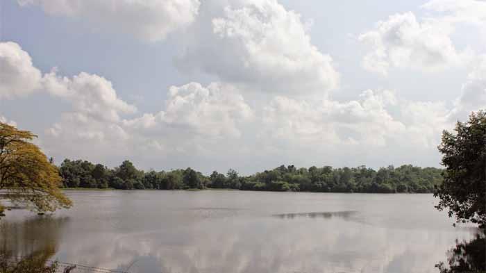 Pesona Danau Way Jepara Lampung Timur, Udara Sejuk dan Suasana Menenangkan