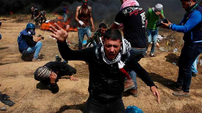 Gaza Diserang Israel