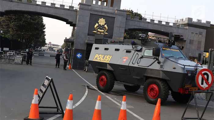 Ada Suara Ledakan dan Rentetan Tembakan di Mako Brimob, Lima Polisi Tewas