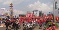 May Day di Lampung, Ini Tuntutan Serikat Buruh
