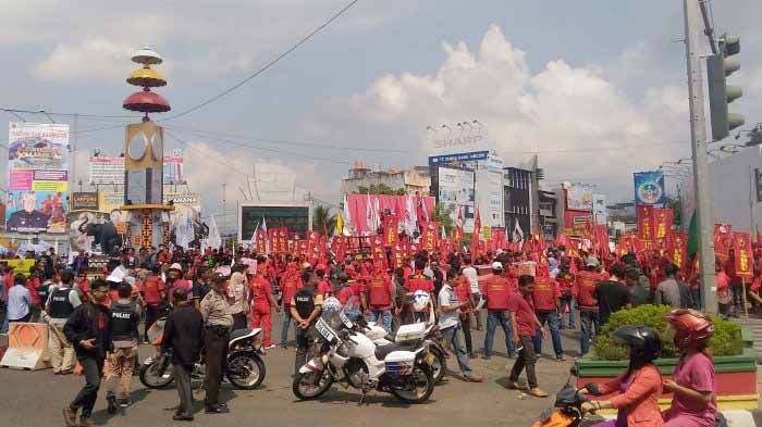 May Day di Lampung