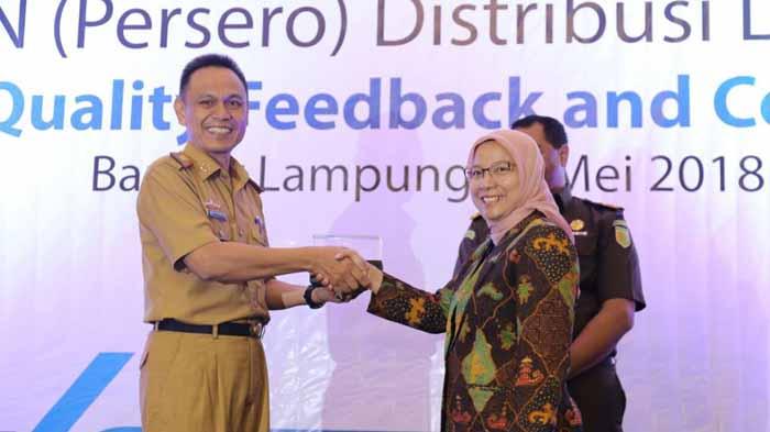 PT PLN Distribusi Lampung