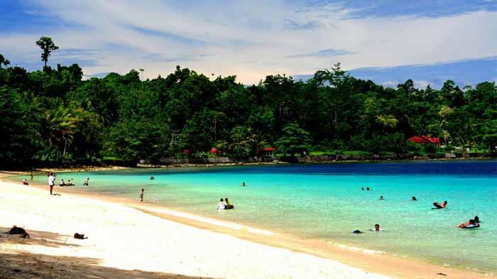 Pantai Di Lampung Selatan