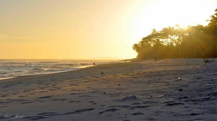 Pantai Mandiri Krui