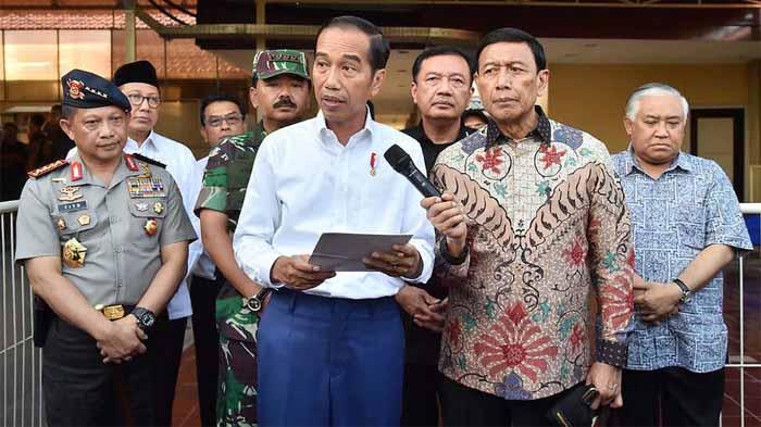 Negara Terus-Terusan Diteror, Ini Perintah Jokowi ke Kapolri Selama Puasa