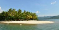 Pesona Pulau Lok, Destinasi Wisata Cantik di Lampung