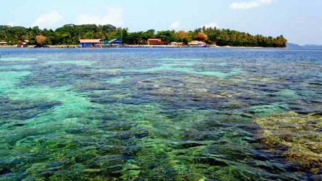 Pulau Tanjung Putus, Hidden Paradise di Pesawaran Lampung