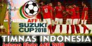 Hasil Undian Piala AFF 2018: Timnas Indonesia di Grup Neraka