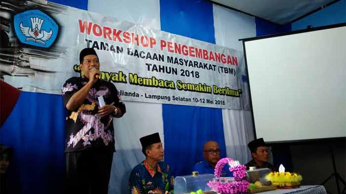 Workshop Pengembangan TBM