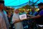 Lebaran Pertama, ACT Lampung Sosialisasikan Peduli Kemanusiaan