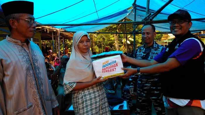ACT Lampung - Penyerahan Donasi