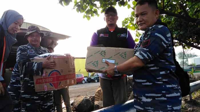 ACT Lampung - TNI AL