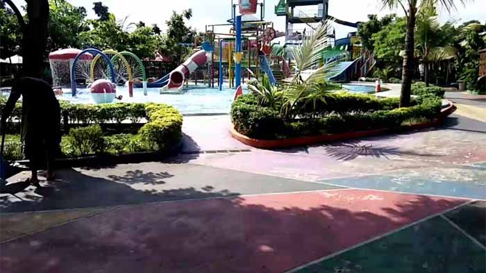 Galaxy Waterboom Way Kanan