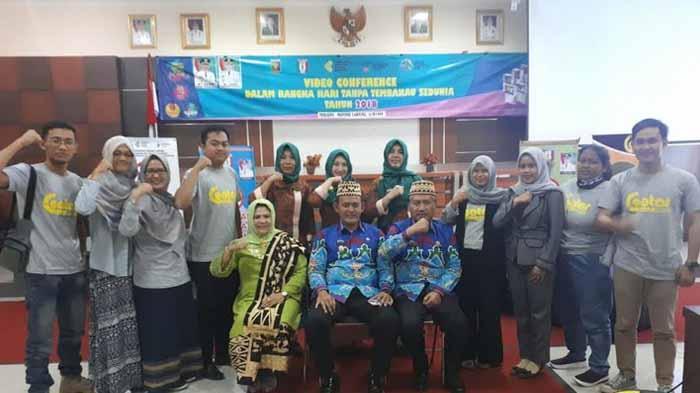 Getar Lampung Dialog Bersama Menkes