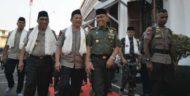 Ini Agenda Kunjungan Kerja Panglima TNI dan Kapolri di Lampung