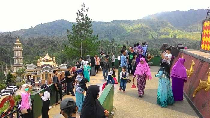 Puncak Sumberjaya Lampung Barat