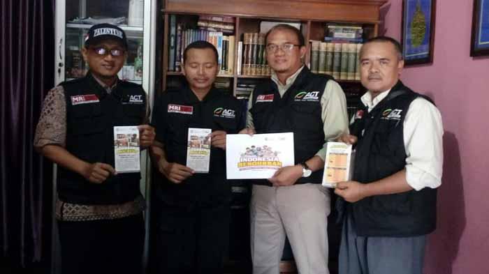 Relawan ACT Lampung di Metro Galang Kerjasama Penyaluran Qurban
