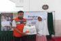 Rumah Zakat Lampung Salurkan Bingkisan Lebaran Keluarga
