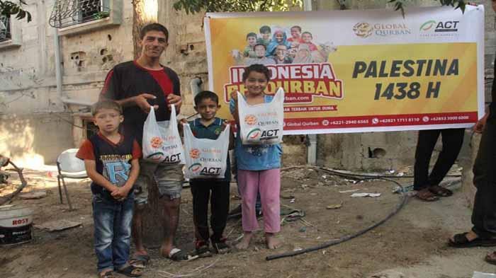 Bismillah, Daging Qurban ACT Siap Sapa Warga Muslim di Asia dan Timur Tengah