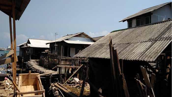 Mengintip Kemiskinan Kawasan Lokalisasi di Bandar Lampung