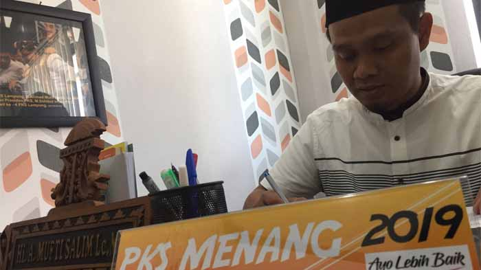 PKS Lampung Daftarkan 85 Caleg ke KPU