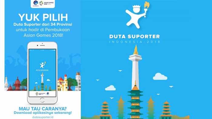 Aplikasi Duta Suporter Indonesia