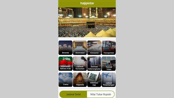 Kementerian Agama Luncurkan Aplikasi Haji Pintar 2018, Apa Saja Fiturnya?