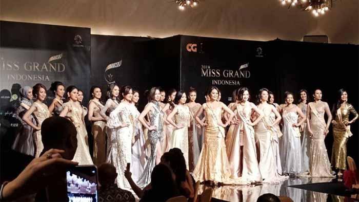 Sevin Wakili Lampung Bersaing Dengan 29 Finalis Miss Grand Indonesia 2018