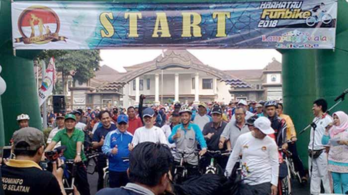 Funbike Lampung Selatan