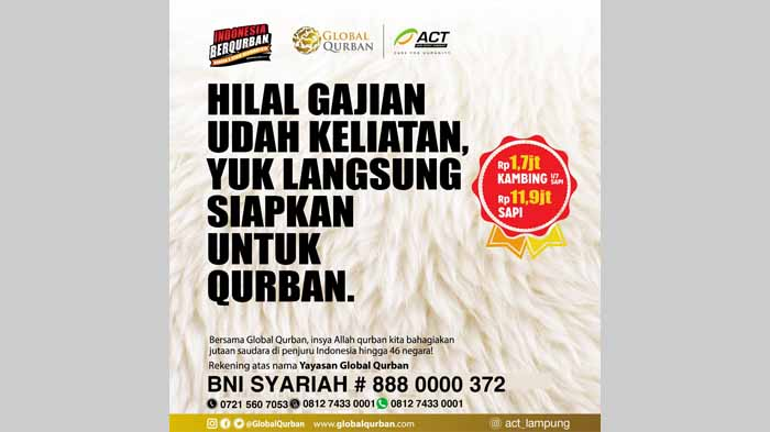 Global Qurban ACT