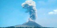 Gunung Anak Krakatau Meletus Sebanyak 398 Kali
