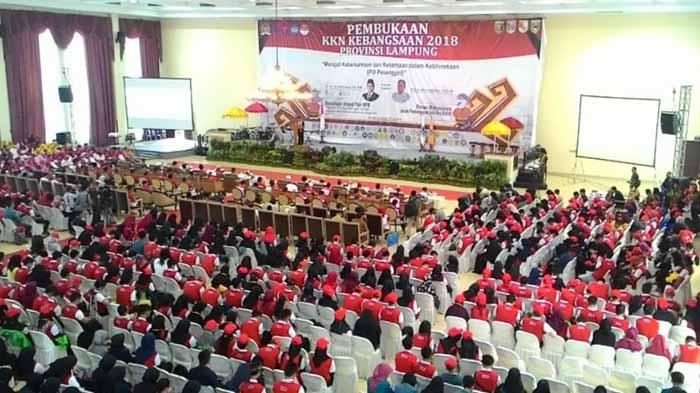 Dihadapan Ribuan Mahasiswa, Zulkifli Hasan Bicara Kedaultan Indonesia