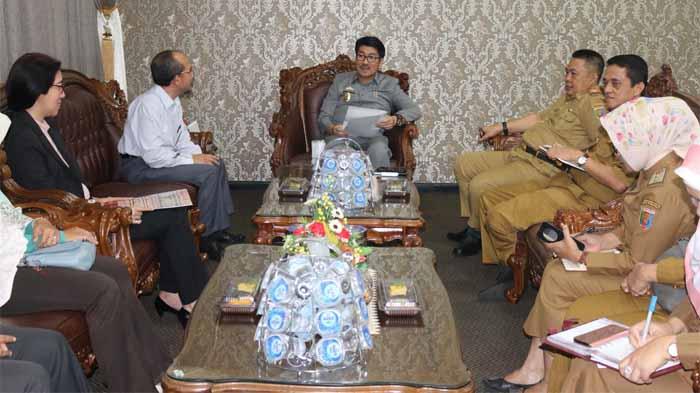 Pemprov Lampung Terima Audiensi BPK