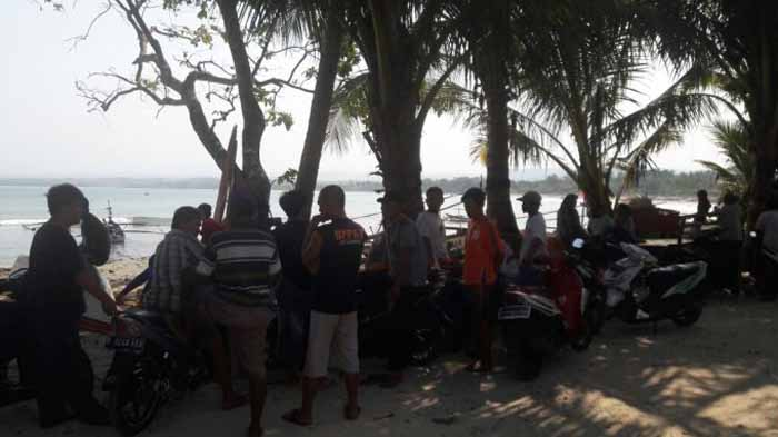 Pencarian Nelayan Tanjung Setia
