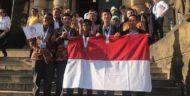 Siswa SMAN 1 Metro Lampung Raih Medali di Olimpiade Kimia Internasional