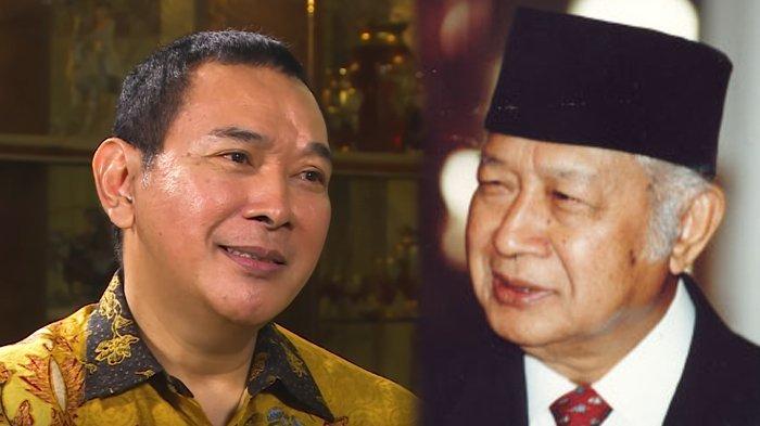 Partai Anaknya Soeharto Usung Tagar #2019GantiDPR
