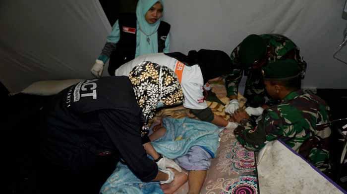 Tim ACT Kirimkan Bantuan Langsung Kepada Korban Gempa di Lombok