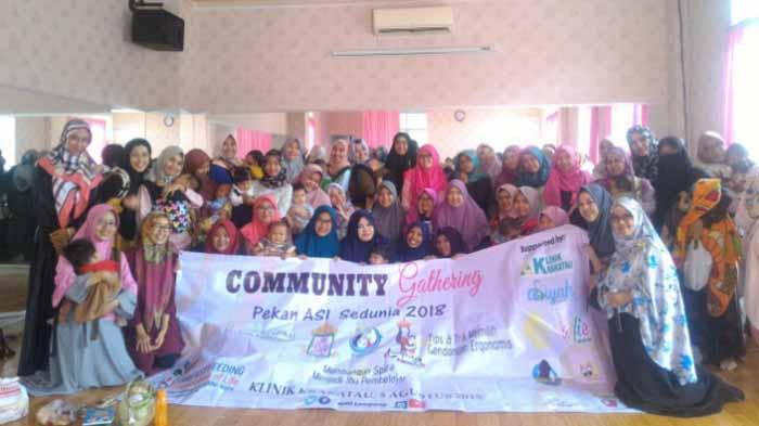 Community Gathering AIMI Lampung