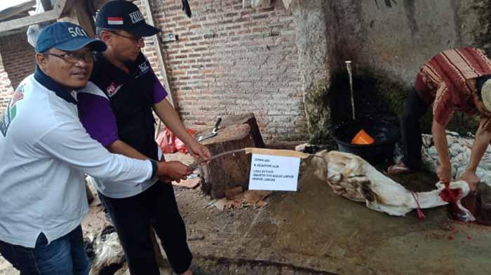 Dapur Qurban ACT Lampung