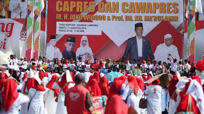 Forum Relawan Jokowi Lampung