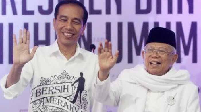 Bawaslu Putuskan Tim Jokowi-Ma'ruf Langgar Aturan Kampanye