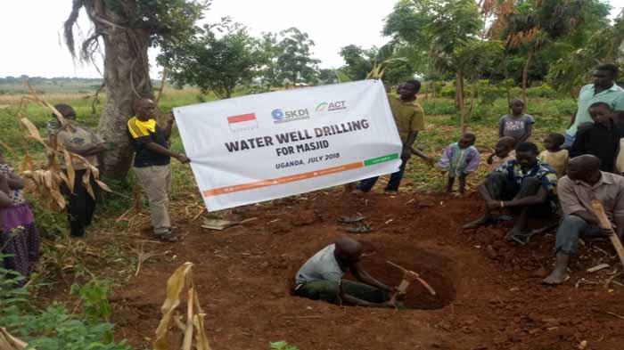 ACT Respon Krisis Air di Uganda