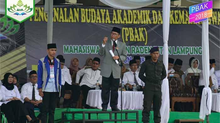 PBAK UIN Lampung
